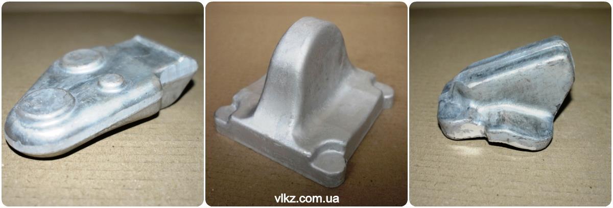 штамповки с алюминиевых сплавов