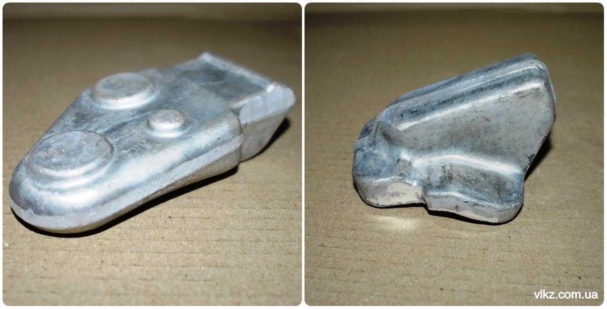 алюминиевые штамповки