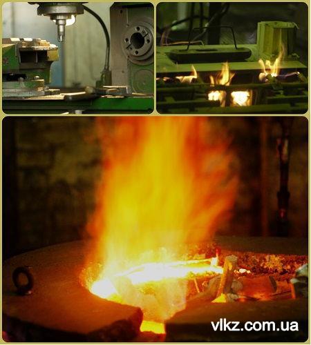 развитие литейного производства