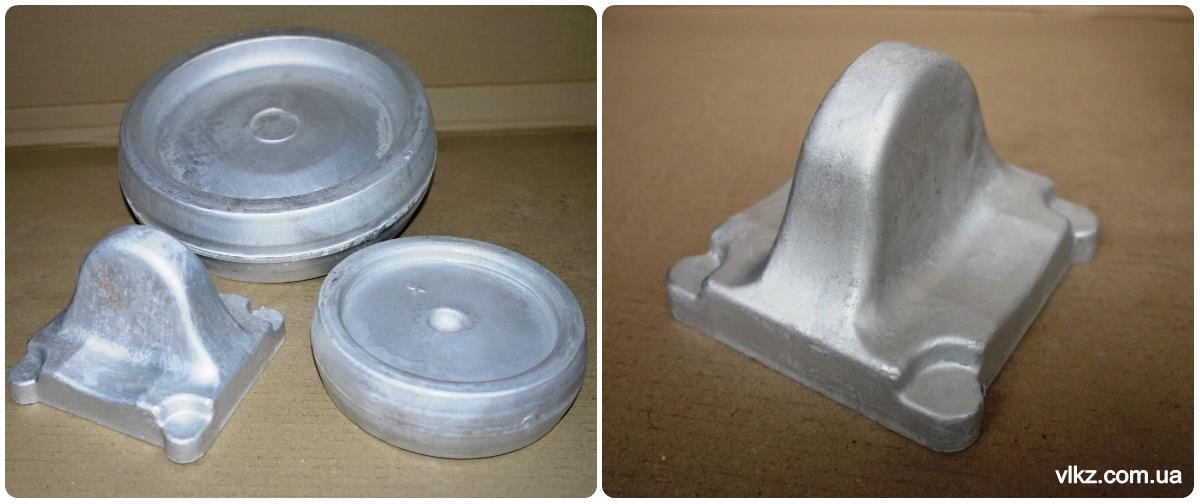 штамповки из алюминия