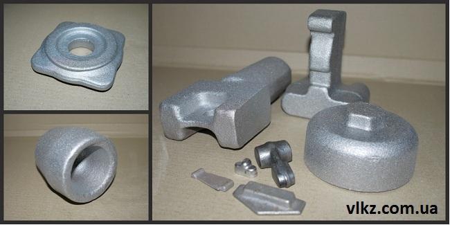 штамповки, сталь