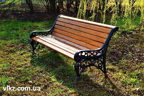 литые скамейки чугунные