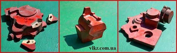 деревянная модельная оснастка