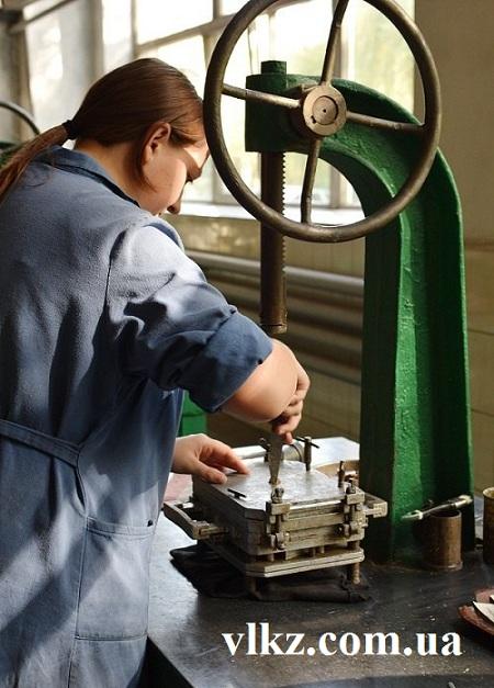 технический контроль, литейное производство