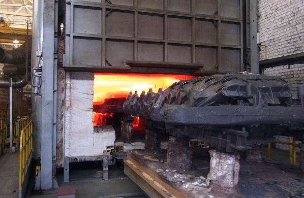 термическая обработка отливок