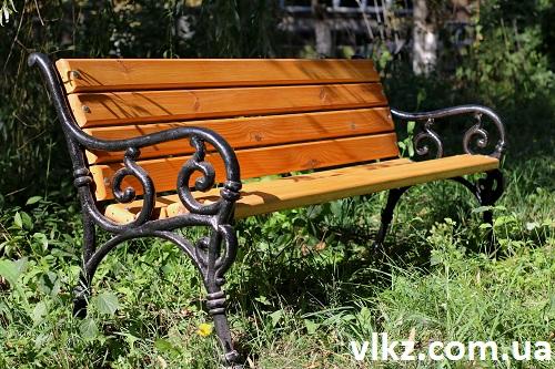 как выбрать скамейку вишнівський ливарно ковальський завод